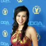Actress Joan Wong at the DGA awards